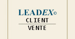 Leadex Clients Vente